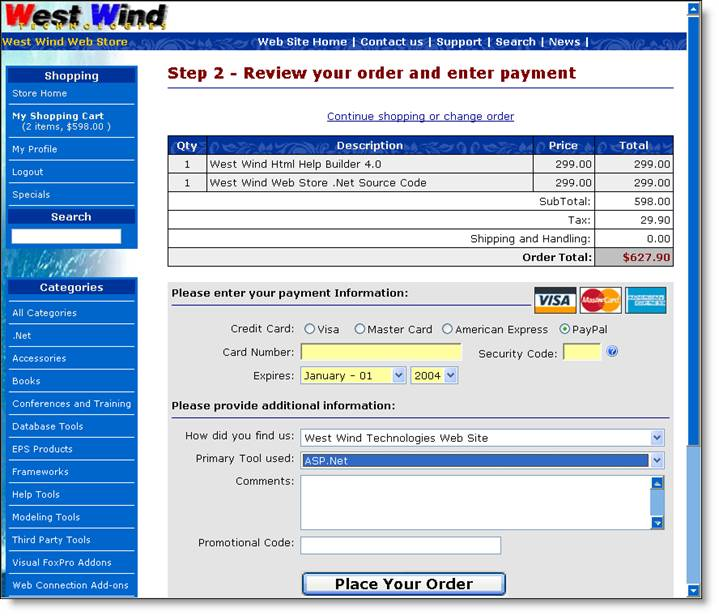 Integrating PayPal Payments into E-Commerce Applications